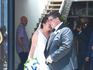 La boda de Sergio   y Zaida