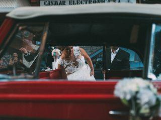 La boda de Hanna y Jorge 1