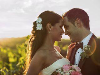 La boda de Priscila y David