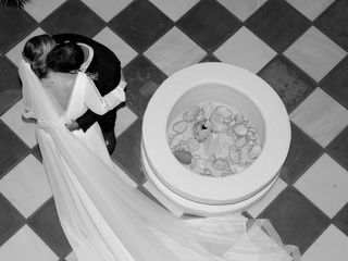 La boda de Virginia Ramos y Jose Torreño