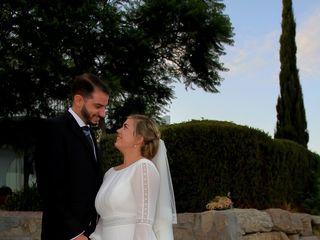 La boda de Virginia Ramos y Jose Torreño 2