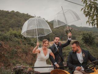 La boda de Laura y Pau 2