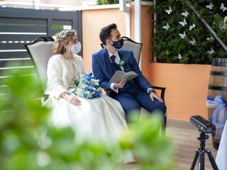 La boda de Robin y Vanessa