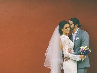 La boda de Teresa y Arturo
