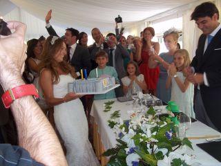 La boda de Juan y Maria