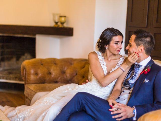 La boda de Andrea y Roberto