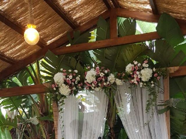La boda de Daniel y Yaiza en Algeciras, Cádiz 3