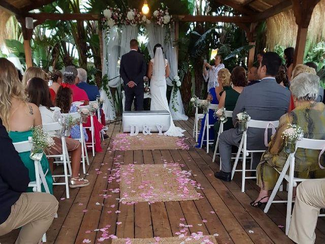 La boda de Daniel y Yaiza en Algeciras, Cádiz 4