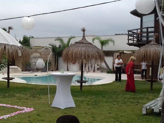 La boda de Daniel y Yaiza en Algeciras, Cádiz 2