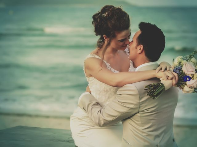 La boda de Elena y Xisco