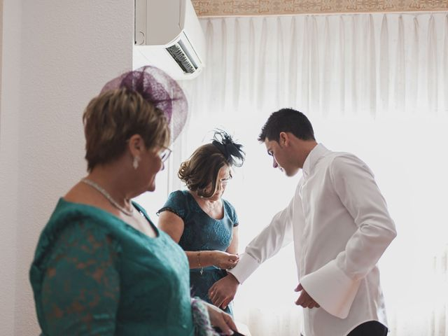 La boda de Xuso y Sara en Valencia, Valencia 1