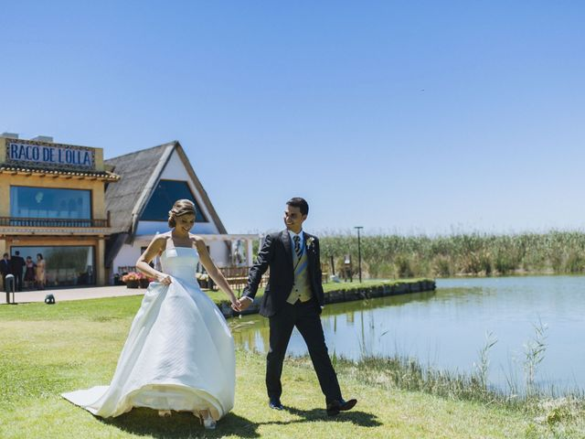 La boda de Xuso y Sara en Valencia, Valencia 46