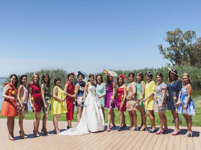 La boda de Xuso y Sara en Valencia, Valencia 50