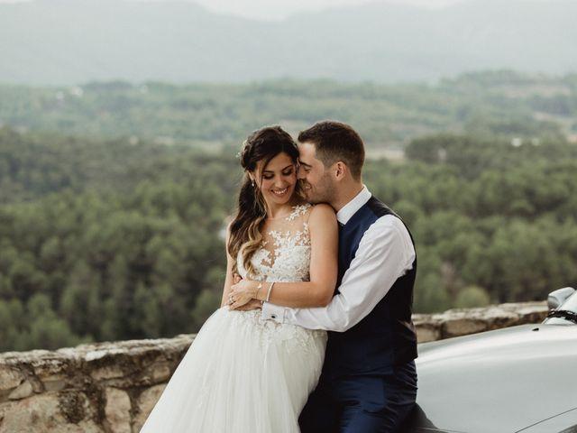 La boda de Anna y Dani