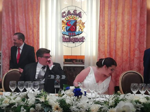 La boda de Zaida  y Sergio   en Parque Alcosa, Valencia 1