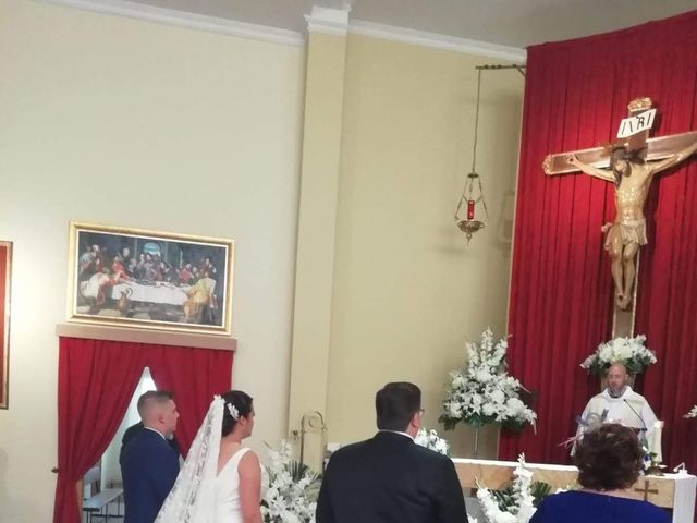 La boda de Zaida  y Sergio   en Parque Alcosa, Valencia 5