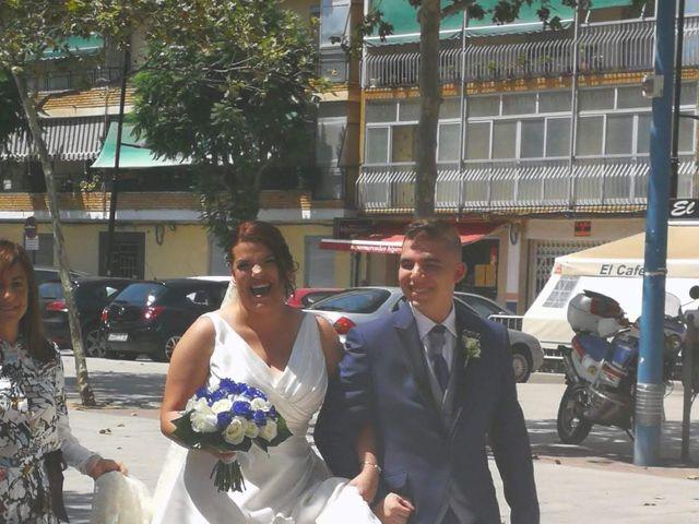 La boda de Zaida  y Sergio   en Parque Alcosa, Valencia 6