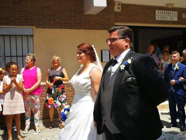 La boda de Zaida  y Sergio   en Parque Alcosa, Valencia 2