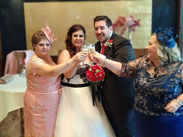 La boda de Victor  y Miriam en Illescas, Toledo 4