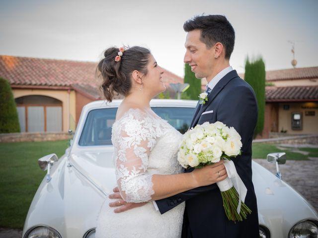 La boda de Aida y Josep Maria