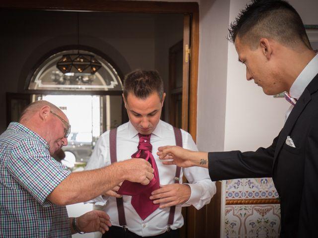 La boda de Jose Manuel y Alicia en Hinojosa Del Duque, Córdoba 9
