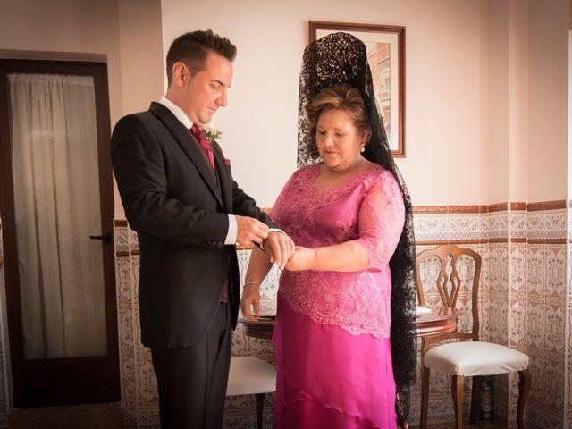 La boda de Jose Manuel y Alicia en Hinojosa Del Duque, Córdoba 13