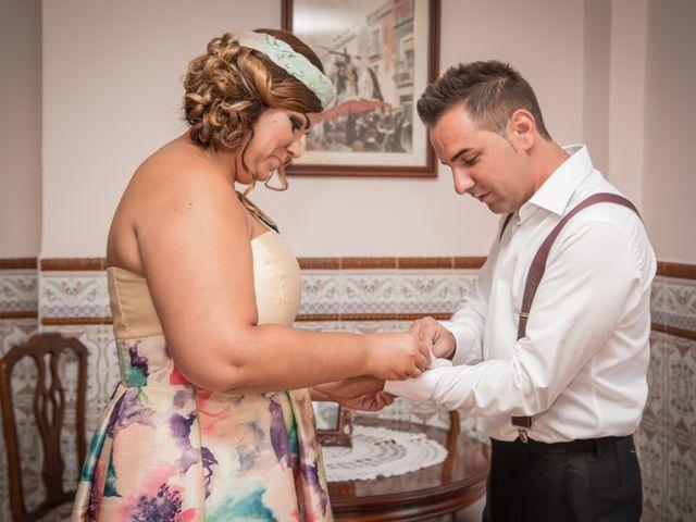La boda de Jose Manuel y Alicia en Hinojosa Del Duque, Córdoba 22