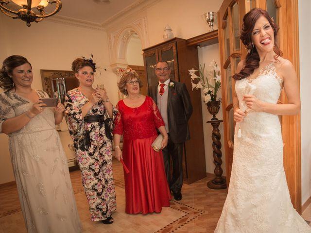 La boda de Jose Manuel y Alicia en Hinojosa Del Duque, Córdoba 37