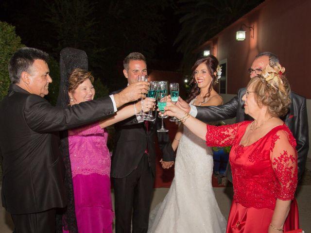 La boda de Jose Manuel y Alicia en Hinojosa Del Duque, Córdoba 71
