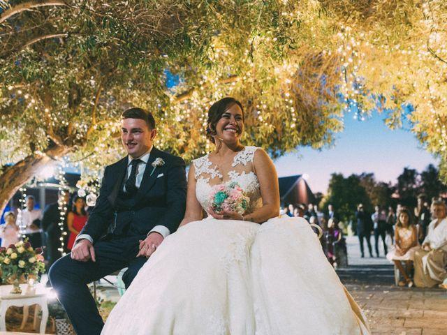 La boda de Hanna y Jorge