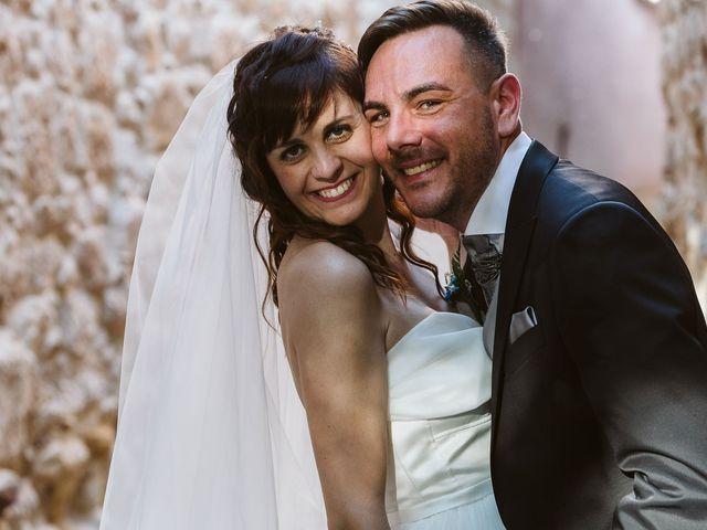 La boda de Eva y Jandro