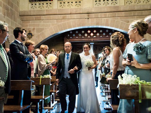 La boda de Alejandro y Maria en Peralta, Navarra 35
