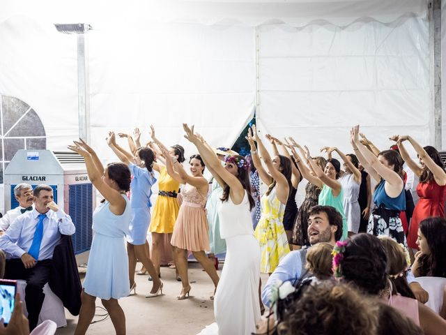 La boda de Alejandro y Maria en Peralta, Navarra 67