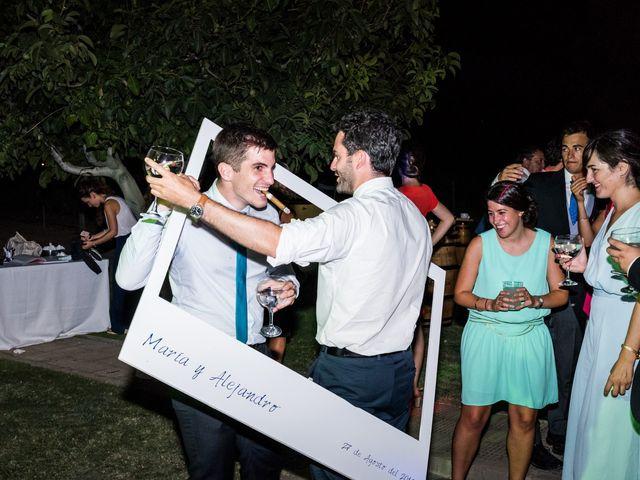 La boda de Alejandro y Maria en Peralta, Navarra 72