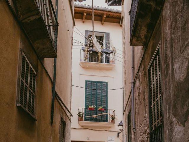 La boda de Federico y Nerea en Palma De Mallorca, Islas Baleares 2