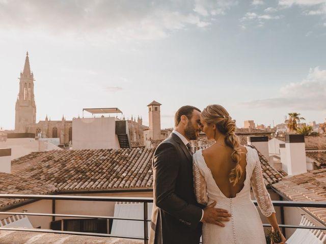 La boda de Federico y Nerea en Palma De Mallorca, Islas Baleares 4