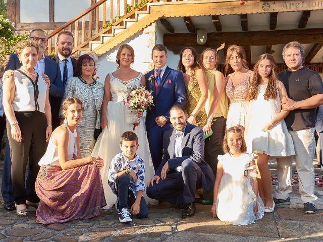 La boda de Asier y Ainara en Galdakao, Vizcaya 1