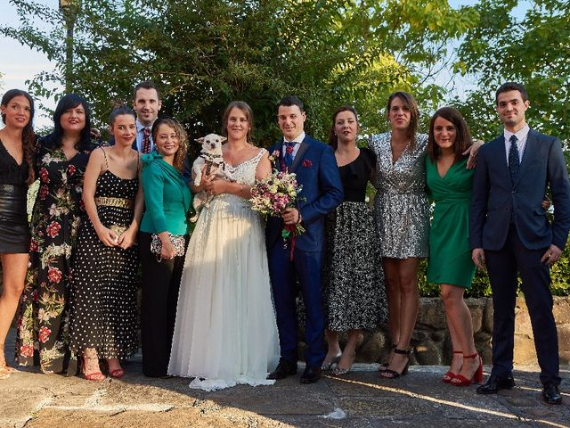 La boda de Asier y Ainara en Galdakao, Vizcaya 26