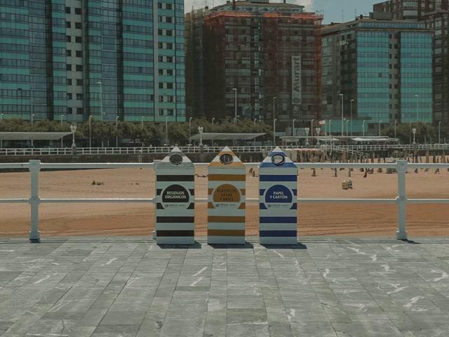 La boda de Lolo y Hanna en Gijón, Asturias 5