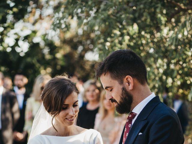 La boda de Jose y Saray en Guadarrama, Madrid 15