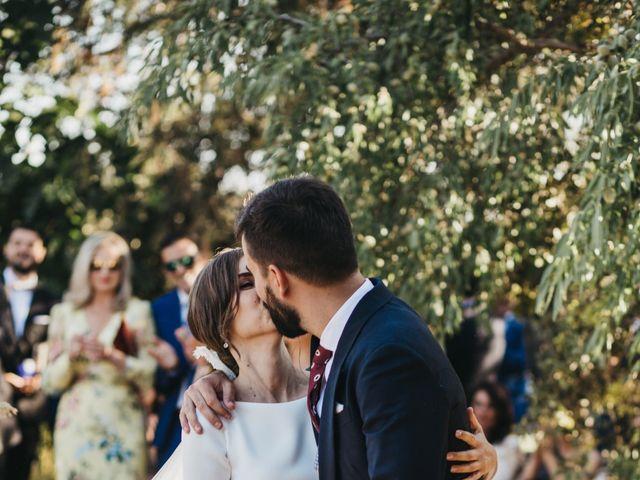 La boda de Jose y Saray en Guadarrama, Madrid 16