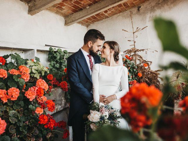La boda de Jose y Saray en Guadarrama, Madrid 17