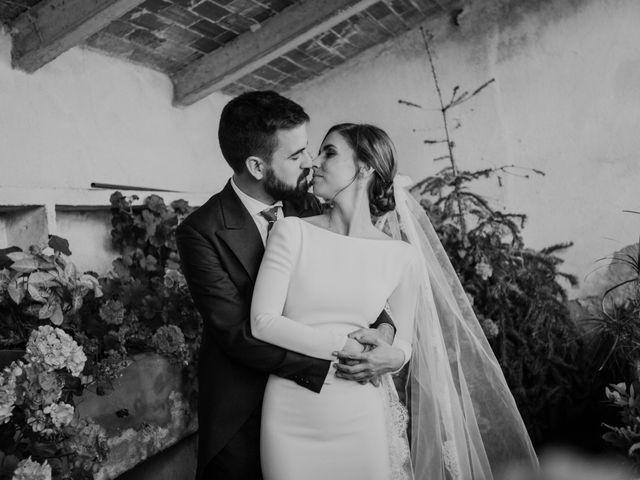 La boda de Jose y Saray en Guadarrama, Madrid 18