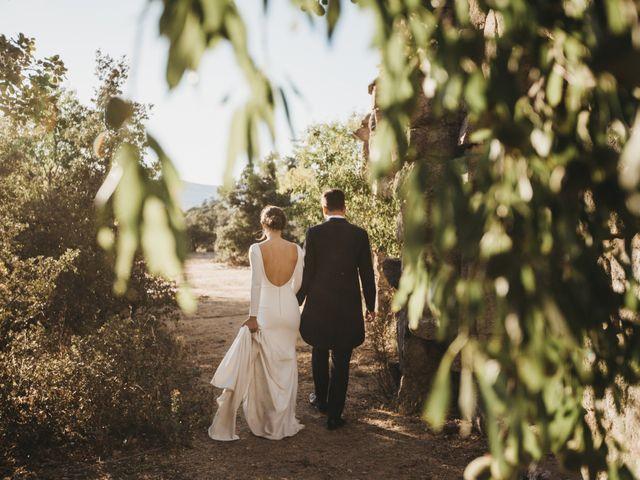 La boda de Jose y Saray en Guadarrama, Madrid 19