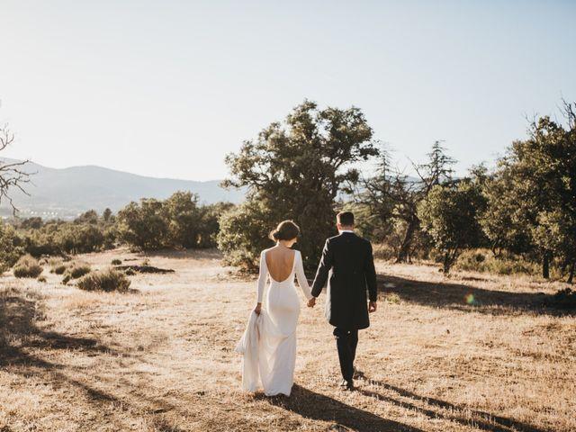 La boda de Jose y Saray en Guadarrama, Madrid 20