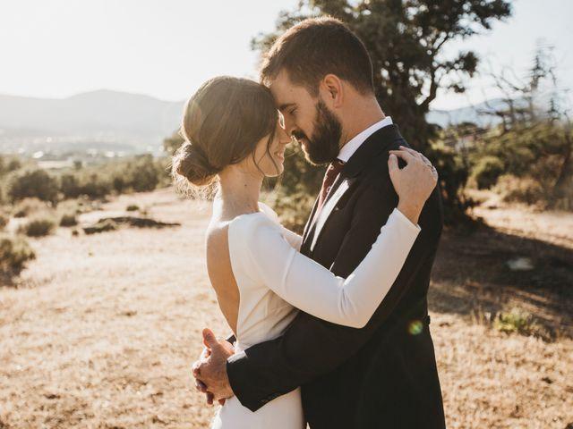La boda de Jose y Saray en Guadarrama, Madrid 21