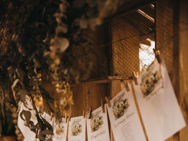 La boda de Jose y Saray en Guadarrama, Madrid 27