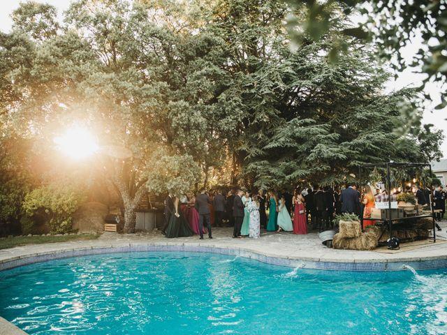 La boda de Jose y Saray en Guadarrama, Madrid 34