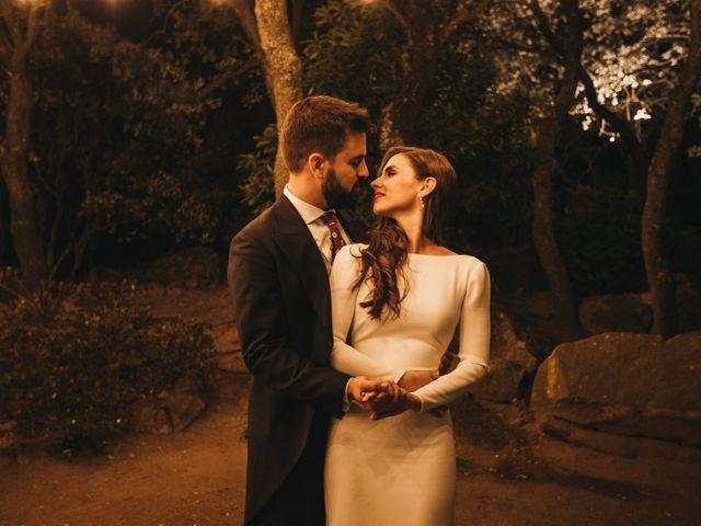 La boda de Jose y Saray en Guadarrama, Madrid 41