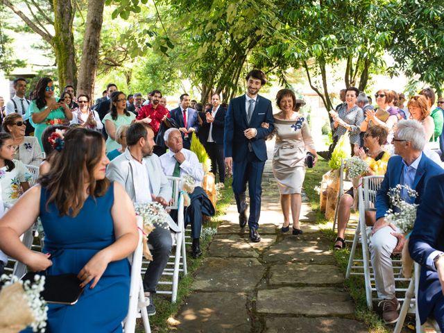 La boda de Jon y Sheila en Gordexola, Vizcaya 19